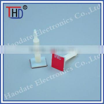 Custom PCB spacer support with adhesive